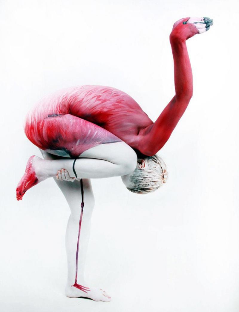 Gesine Marwedel pintura corporal (8)