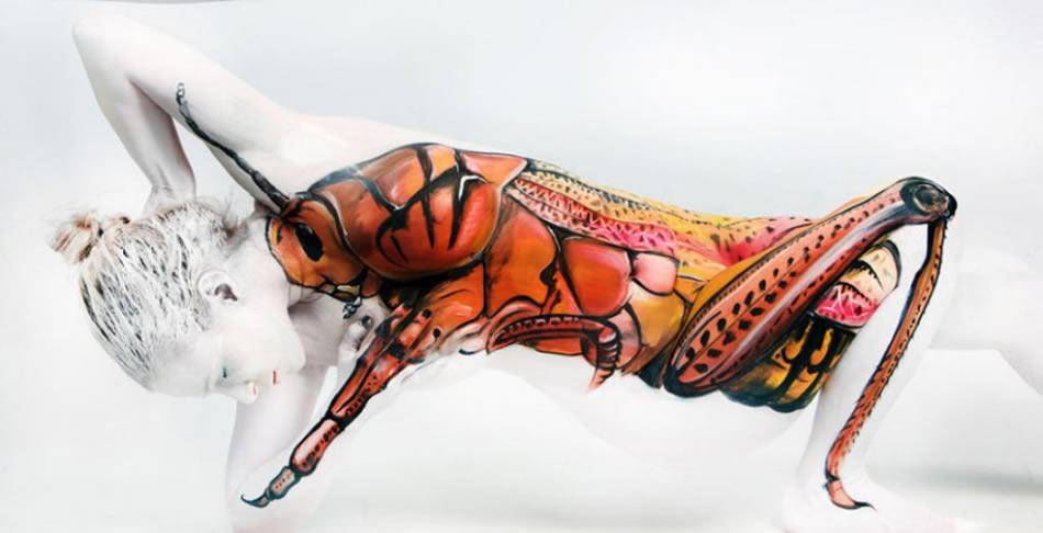 Gesine Marwedel pintura corporal (12)
