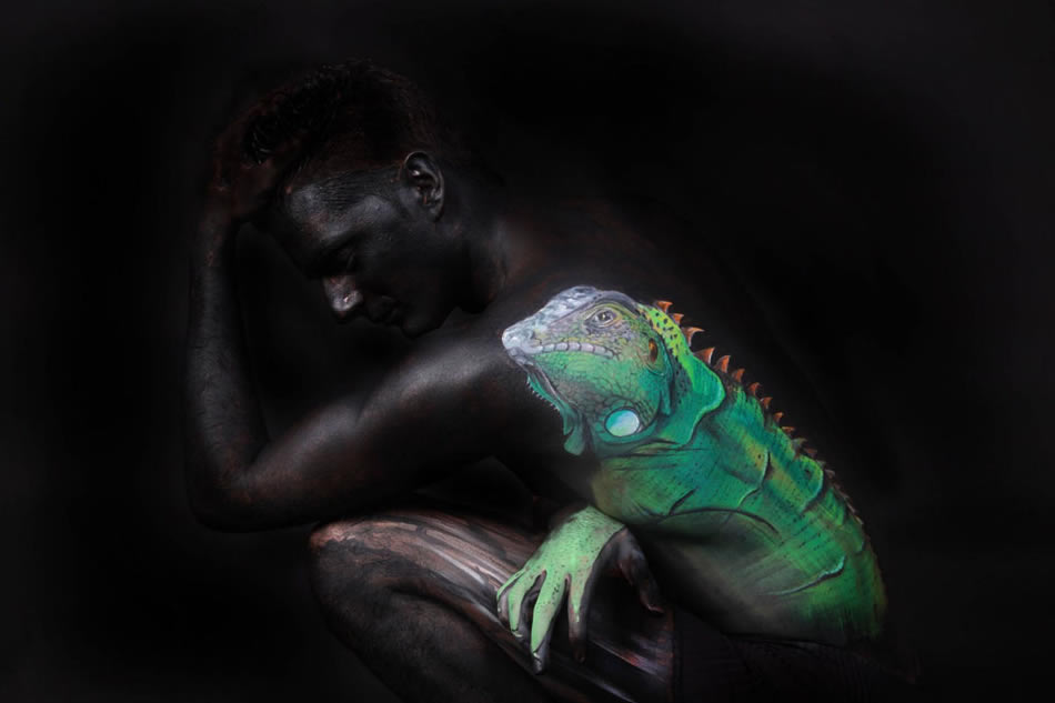 Gesine Marwedel pintura corporal (4)