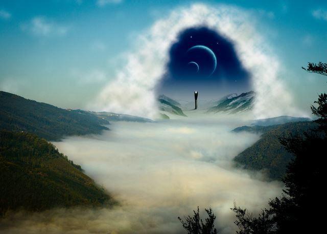 portal a otra dimension