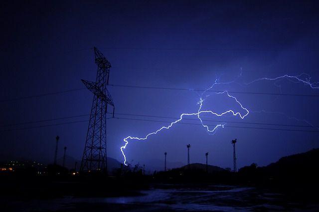 rayos tormenta