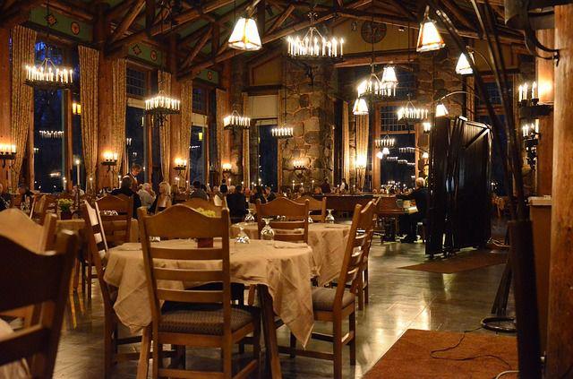 restaurante lujo