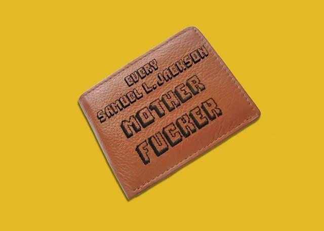 "Samuel L. Jackson dice ""Motherf*ucker"""