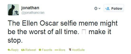reaccion selfie DeGeneres 3