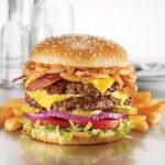Serie de imágenes muestra el verdadero rostro de la comida rápida