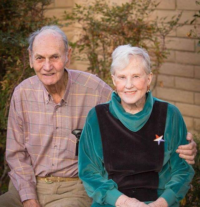 Dom y Maxine Simpson historia de amor (1)