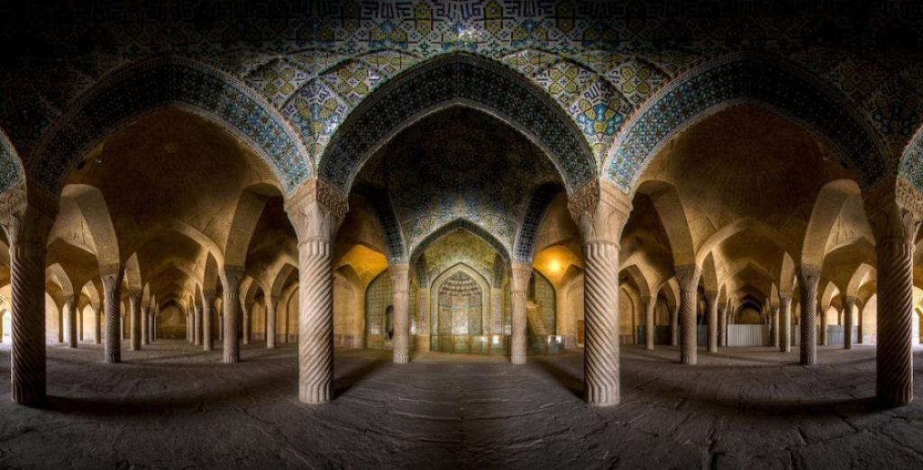 Mohammad Reza fotografias mezquitas (3)