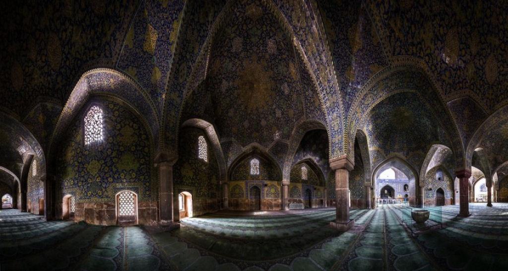 Mohammad Reza fotografias mezquitas (2)