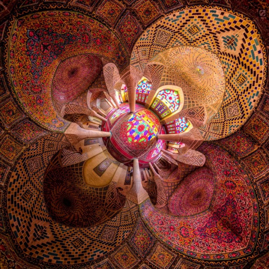 Mohammad Reza fotografias mezquitas (7)
