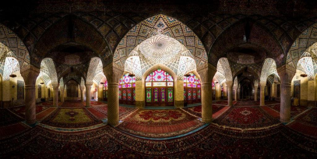 Mohammad Reza fotografias mezquitas (4)