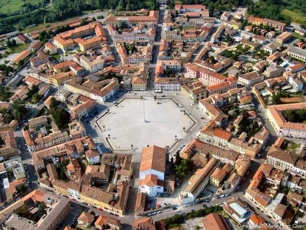 Palmanova fortaleza Italia (1)