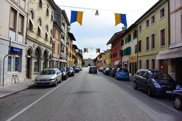 Palmanova fortaleza Italia (4)