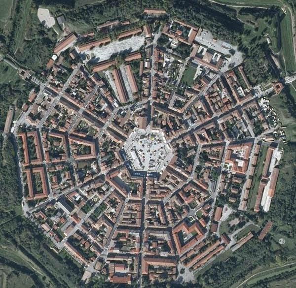 Palmanova fortaleza Italia (12)