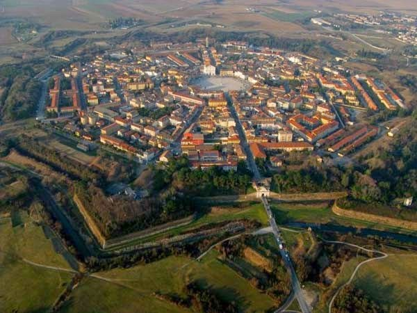 Palmanova fortaleza Italia (10)