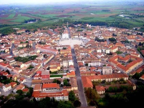 Palmanova fortaleza Italia (9)