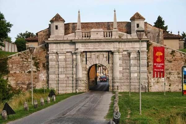 Palmanova fortaleza Italia (8)