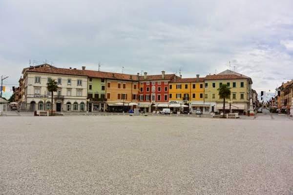 Palmanova fortaleza Italia (6)