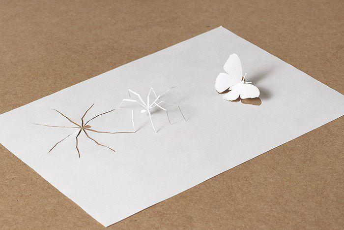 Peter Callesen esculturas papel (16)