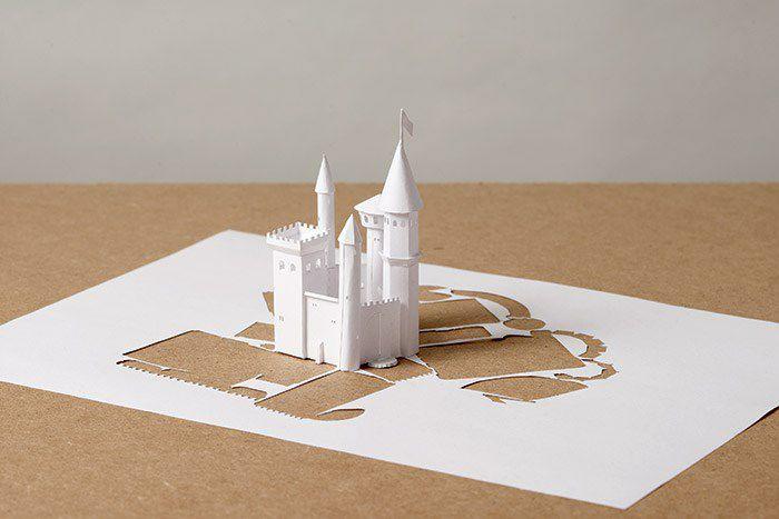 Peter Callesen esculturas papel (14)