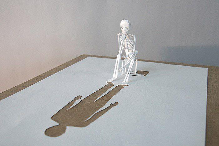 Peter Callesen esculturas papel (13)