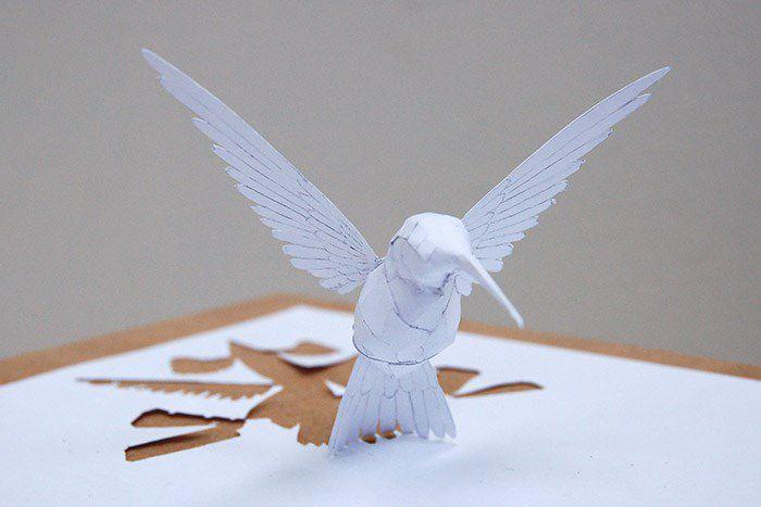 Peter Callesen esculturas papel (10)