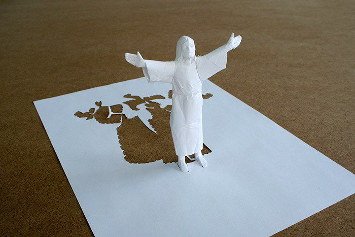 Peter Callesen esculturas papel (8)