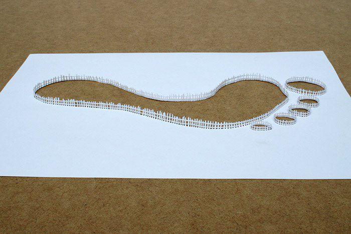 Peter Callesen esculturas papel (4)