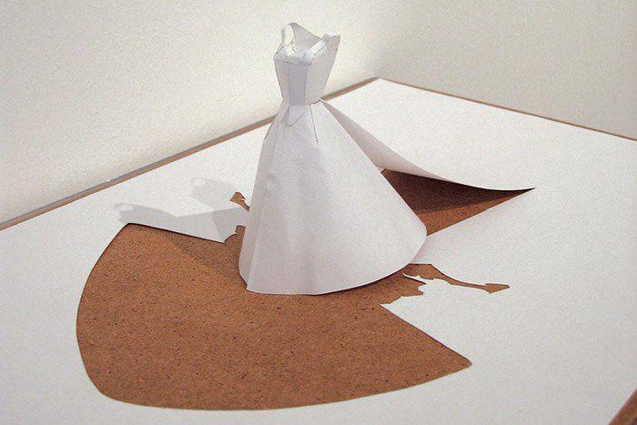 Peter Callesen esculturas papel (1)