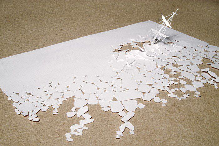 Peter Callesen esculturas papel (17)