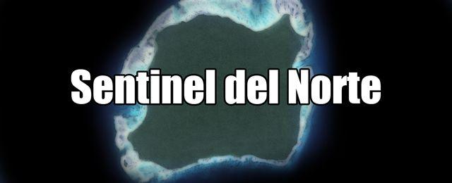 Sentinel del Norte isla