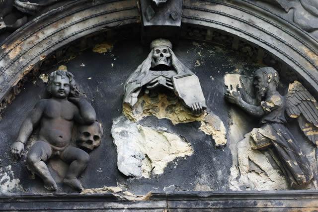 cementerio Greyfriars