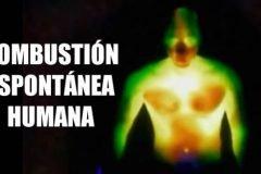 Combustión espontánea humana
