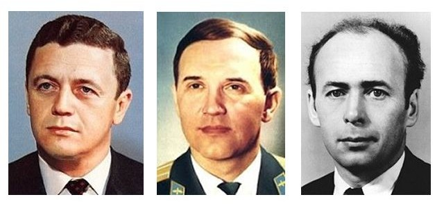 cosmonautas soyuz 11