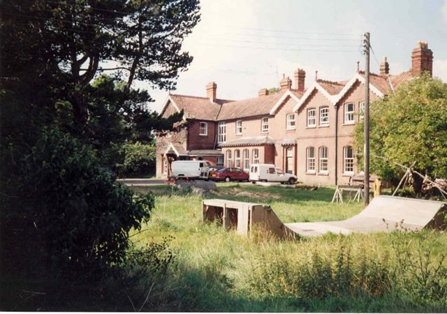Edificio escuela Summerhill