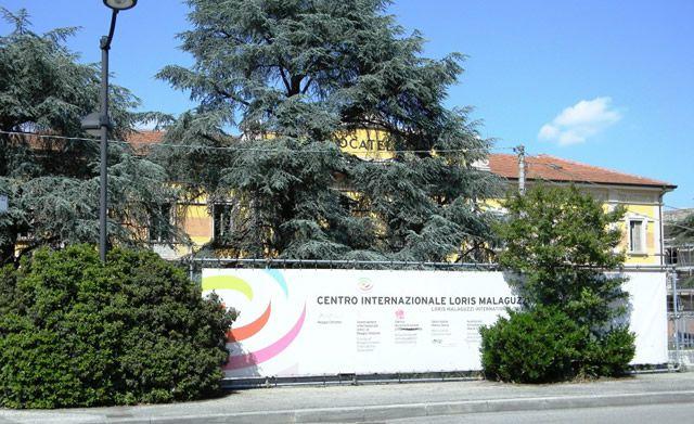 escuela Loris Malaguzzi
