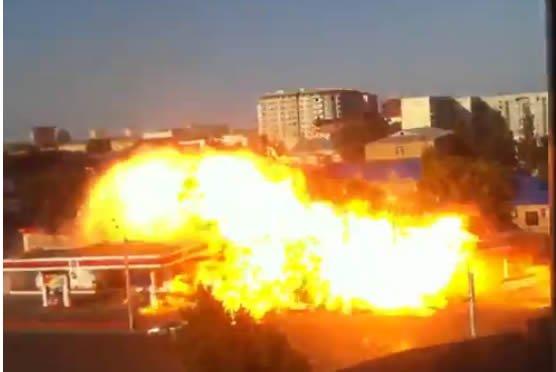 explosion rusia