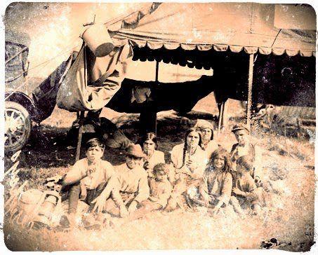 gitanos 1911