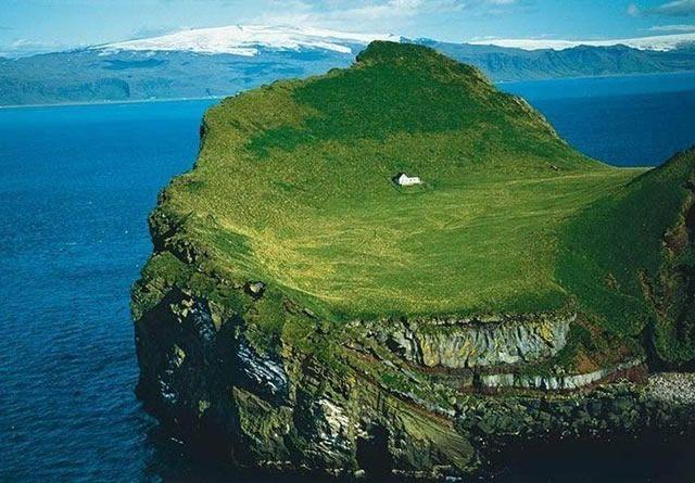Cabaña Elliðaey