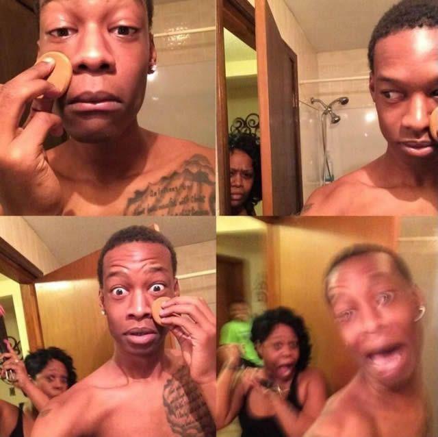 MakeupTransformation meme maravillas maquillaje (26)