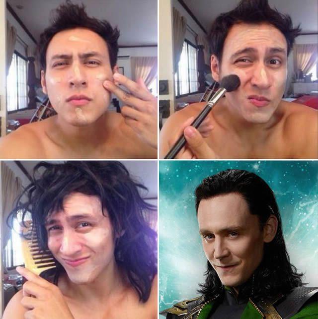 MakeupTransformation meme maravillas maquillaje (25)