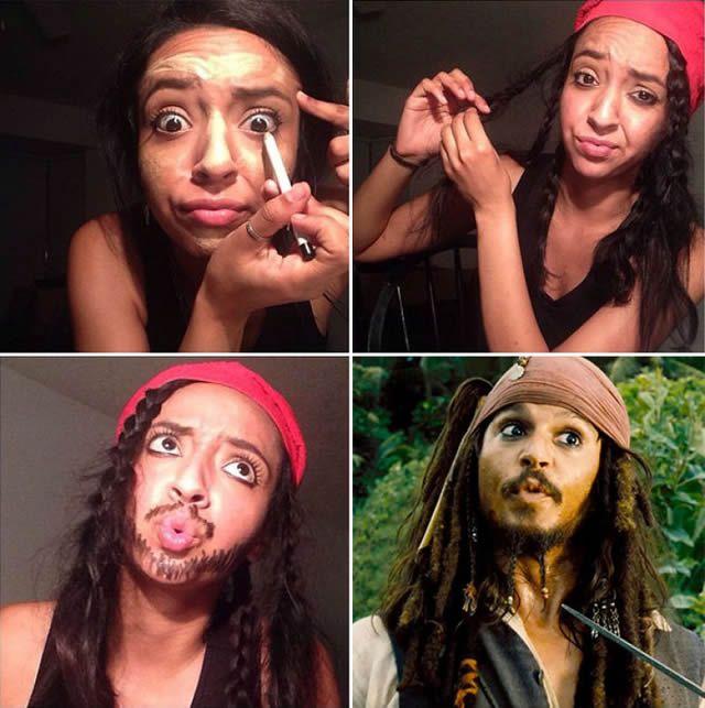 MakeupTransformation meme maravillas maquillaje (23)