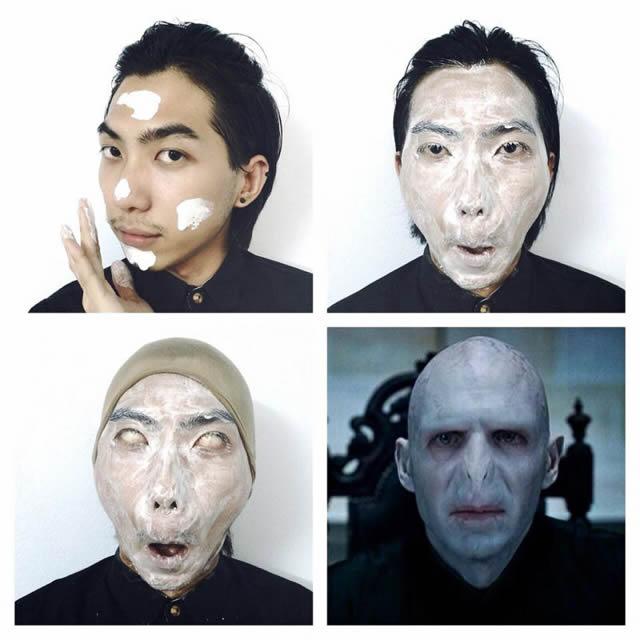 MakeupTransformation meme maravillas maquillaje (19)