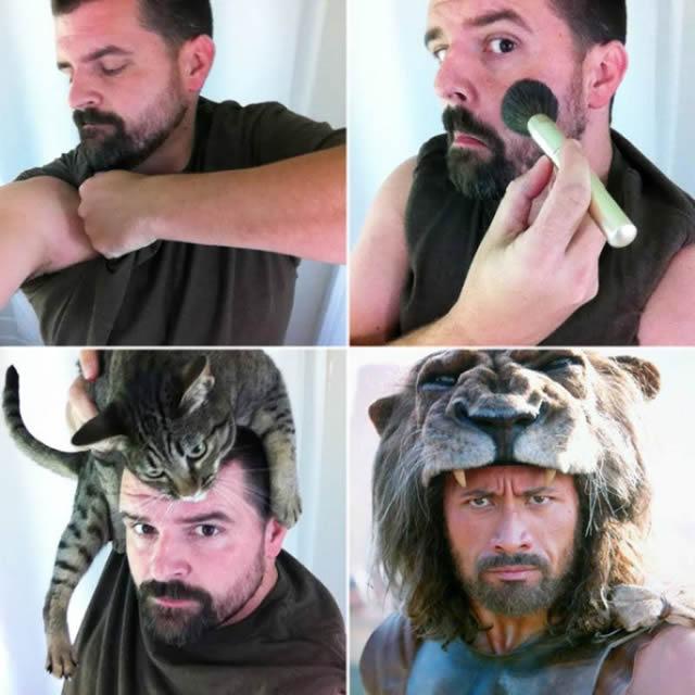 MakeupTransformation meme maravillas maquillaje (17)