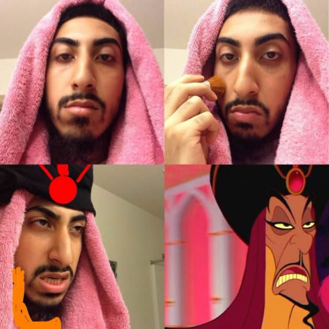 MakeupTransformation meme maravillas maquillaje (15)
