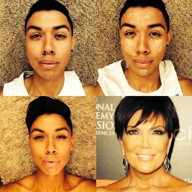 MakeupTransformation meme maravillas maquillaje (14)