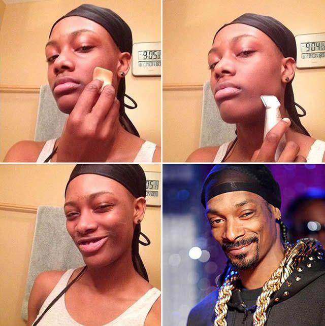 MakeupTransformation meme maravillas maquillaje (40)