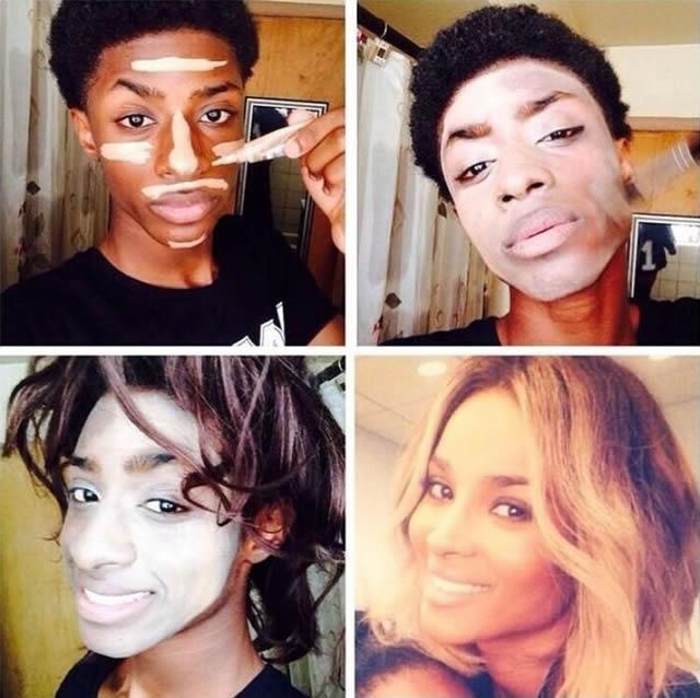 MakeupTransformation meme maravillas maquillaje (13)