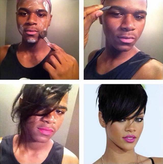 MakeupTransformation meme maravillas maquillaje (12)