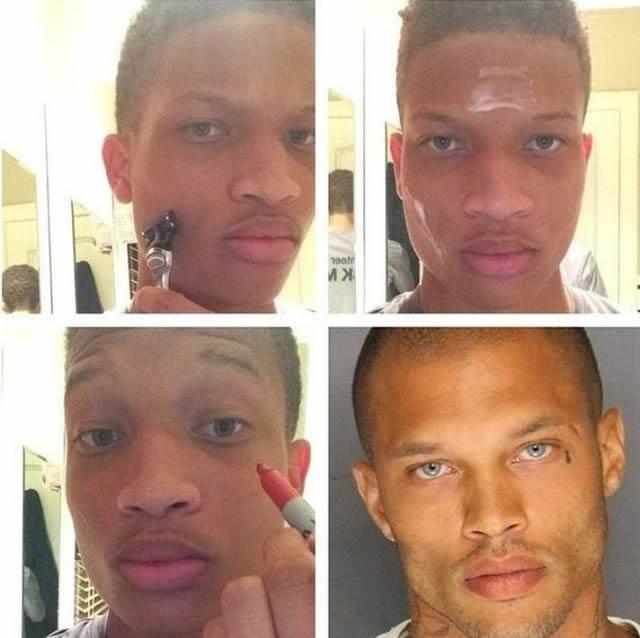 MakeupTransformation meme maravillas maquillaje (7)