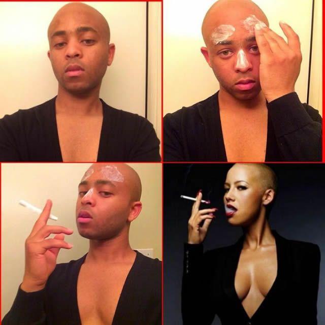 MakeupTransformation meme maravillas maquillaje (37)